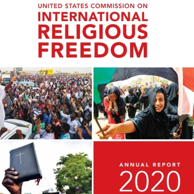 USCIRF-annual-report