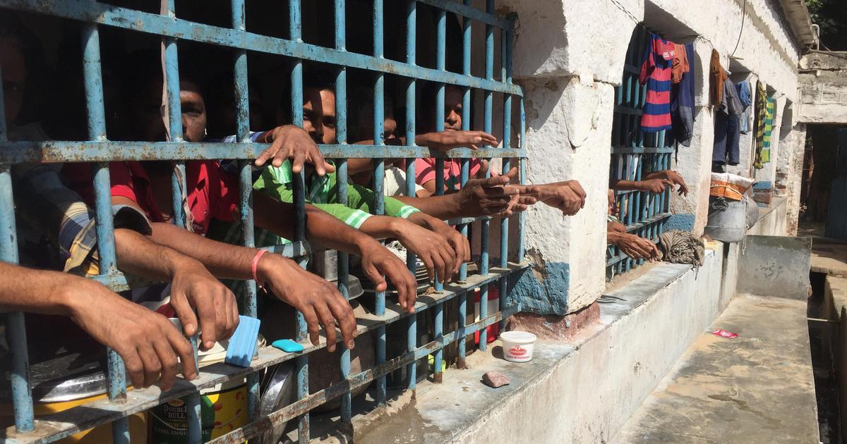 Covid - 19 Prison Overcrowding
