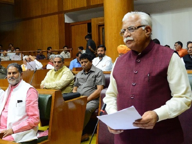 haryana_assembly_passes_reservation_bill_for_local_candidates